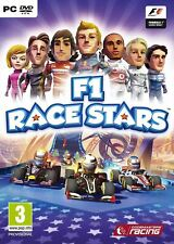 F1 RACE STARS PC DVD GAME
