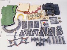Megabloks Dragons Dungeon Ruins Terrain Castle Replacement Part Piece Lot