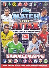 Match Attax 2012/13 aus Liste 20 Basis-Karten und auch Sonderkarten aussuchen