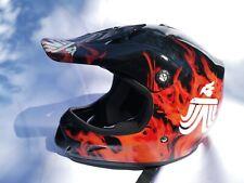 Bluegrass BMX Helm Fullface X-Trail MTB Race Fire