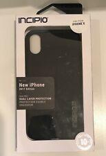 Incipio DualPro - Esquire - Designer Series Cases for iPhone X