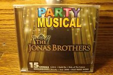 PARTY Musical THE JONAS BROTHERS Tribute * #15 songs * Enlarge Photos for List