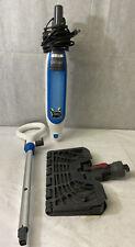 Shark S6001W Electric Floor Steamer Genius Steam Mop Blue & White