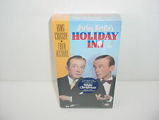 Holiday Inn VHS Video Tape Movie New Bing Crosby Fred Astaire