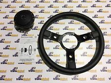 "Land Rover Defender 14"" Steering Wheel & 36 Spline Boss Adapter Kit- - Bearmach"