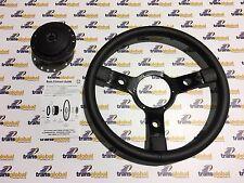 "Land Rover Defender 14"" Steering Wheel & 36 Spline Boss Adapter Kit- - Bearmach"