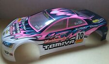 1/10 RC car 190mm on road drift Mazda Sports Body Shell Black