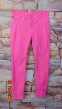 ROCK & REPUBLIC Pink  Kashmere Skinny Fit Mid-Rise Stretch Jeans Size 10 M 32x30