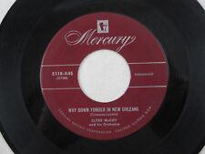 Clyde McCoy Sugar Blues Way Down Yonder Mercury 45 RPM Record Vinyl EP NM / Mint