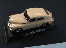GAZ M20 POBIEDA VOITURE MINIATURE 1/43 IXO IST LEGENDARY CAR AUTO B30