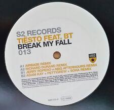 "Tiësto feat. BT ""Break My Fall"" * S2R013 /Airbase, Richard Durand, Jerry Ropero"