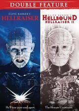 HELLRAISER/HELLBOUND: HELLRAISER II NEW DVD