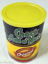 Chock Full O' Nuts Original Ground Coffee 11.3 oz Metal Can - Fresh Sealed