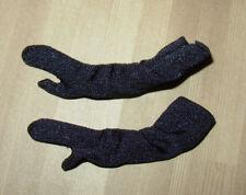 "Barbie Silkstone ""Black & White Tweed Suit"" Black Gloves ONLY Never Used"