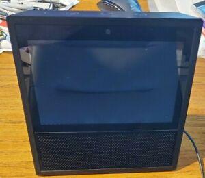 Perfectly Used WORKING Amazon Echo Show 1st Generation Black