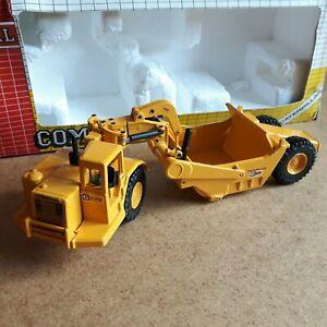 Joal Compact Caterpiller 631D Scraper 1:70 Scale Die-Cast Cat