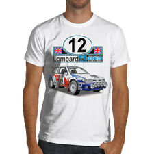1992 Nissan Sunny Pulsar GTI-R group A Lombard RAC Rally Soft Cotton T-Shirt Jdm