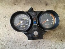 1974 Kawasaki H2 750 h 2 triple mach gauges speedometer tach speedo original Set