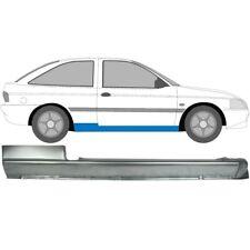 FORD ESCORT 1995-2000 3 DOOR FULL SILL REPAIR PANEL ROCKER PANEL / RIGHT RH