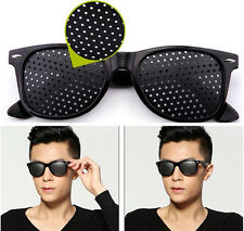 1X Eyesight Care Unisex Pinhole Glasses Vision Improver Anti-fatigue Eyeglasses