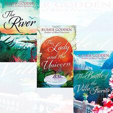 Rumer Godden & Anita Desai Collection, 3 Books Set (The River, The Battle of)NEW