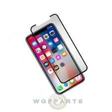 Gadget Guard Black Ice Cornice Curved Tempered Glass Apple iPhone X Shield