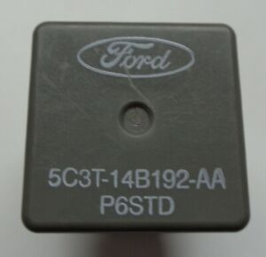 USA FORD OEM 5C3T-14B192-AA P6STD RELAY TESTED 1 YEAR WARRANTY FREE SHIPPING! F5