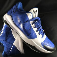 huge discount f8ac0 d15d1 Nike Zoom Kobe V 5 DUKE 1,2,3,4,6,