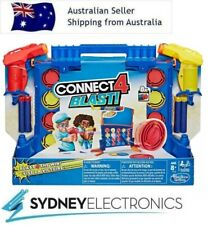 Hasbro Games Connect 4 Blast Nerf Game