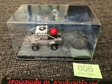 Moon Buggy Diamonds are Forever James Bond Car Collection Boxed Diecast 1:43 #31