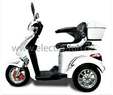 ECO ENGEL 501 Weiß, Seniorenmobil, 25 km/h