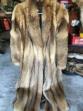 Women's Fox Fur coat, Timeless Piece