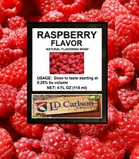 RASPBERRY FLAVOR BREWERS BEST 4oz FLAVORING FOR SODA BEER WINE SHINE CANDY ICE