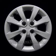 Kia Rio 2012-2017 Hubcap - Genuine Factory OEM 66025 Wheel Cover - Silver