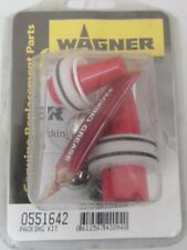 WAGNER PACKING KIT 0551642 MANUTENZIONE PISTOLA POMPA AIRLESS PRO SPRAY 20 PS20