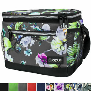 Insulated Lunch Bag Leakproof Thermal Bento Cooler Tote for Women and Men Kids