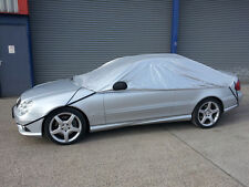 Mercedes CLK 2002 onwards Half Size Car Cover