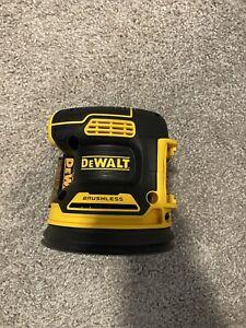 Dewalt Dcw210b 20 Volt Cordless Random Orbital Sander Bare Tool