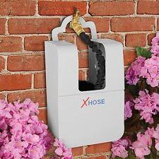 Garden Hose Storage Water Reel Xhose Expandable Wall-mounted Keeper Hanger Rack