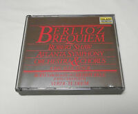 Berlioz Requiem Boito Verdi Robert Shaw Atlanta Symphony 2 CD Set 1985 Telarc