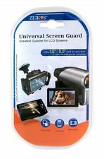 3 LCD Guard Clear Screen Protector for Samsung HMX-W300
