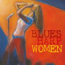 Blues Harp Women 0710347122227 by Various Artists CD