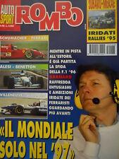 Auto & Sport ROMBO 48 1995 Subaru McRae Iridati Rallies 1995