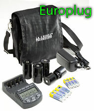 La Crosse Technology BC-1000 Battery Charger Tester AA AAA (EURO Plug)