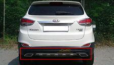 [Kspeed] (Fits: Hyundai 2010 11 12 13 Tucson Ix35) Rear diffuser - Made in Korea
