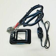 Hot Cutting Cut Cutter Electric Scissors Heat Controller Stand Lace & Trim
