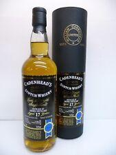Ardbeg 1991 17y Cadenhead bottling in tube 250 bottles 54,5% 70cl