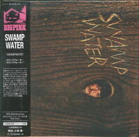 SWAMPWATER-S/T-IMPORT MINI LP CD WITH JAPAN OBI Ltd/Ed G09