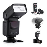 Camera Flash Speedlite For Nikon D7000 D3200 D3300 D7100 D5100 D3100 D5200 D5300