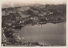 Postal-Seehausen am Staffelsee B. murnau/orig. - aviador grabación